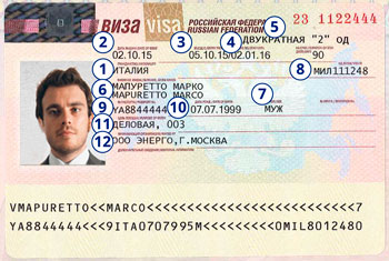 Russia Tourist Visa for U S  Citizens | Russian Tourist Visa DC