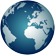 TravelDocs World Atlas Icon