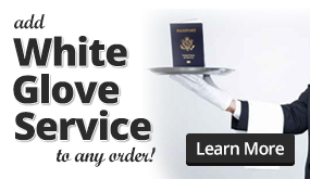 Add White Glove Service to your Order!
