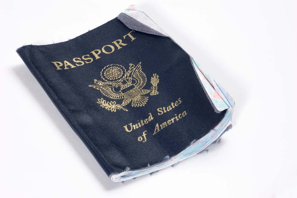 Replace a Damaged Passport