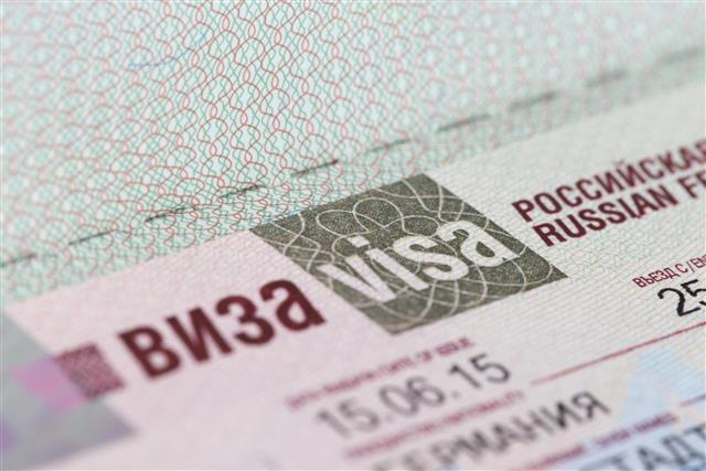 New Russian Visa Application Format