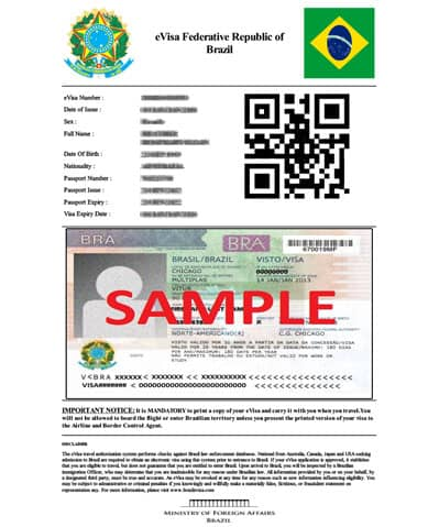 Brazil Now Offers an e Visa Option for Tourist and Business Travelers