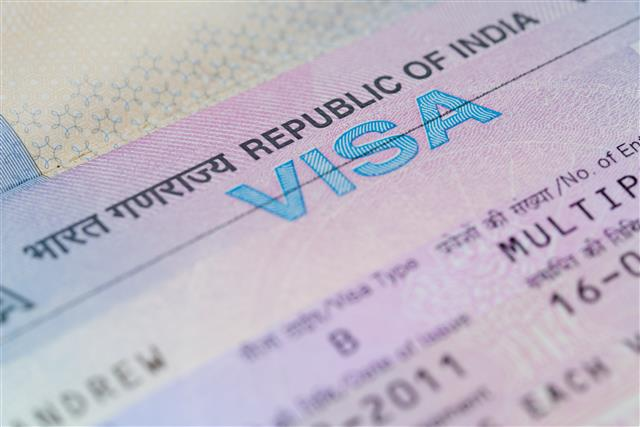 India Visa Fee Change for U.S. Citizens