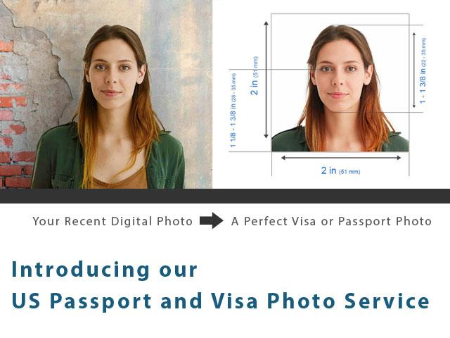 New Visa Photo and U.S. Passport Photo DIY Service from Traveldocs