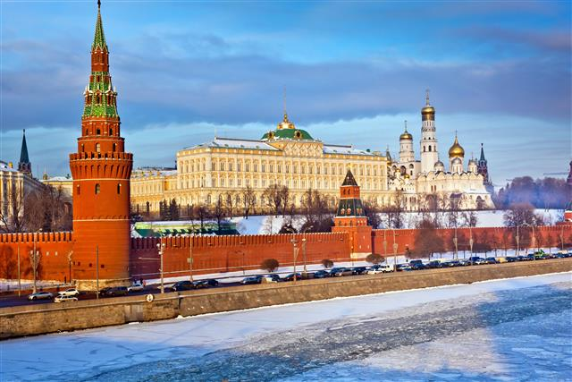 Russia Visa New Fees and Processing Times