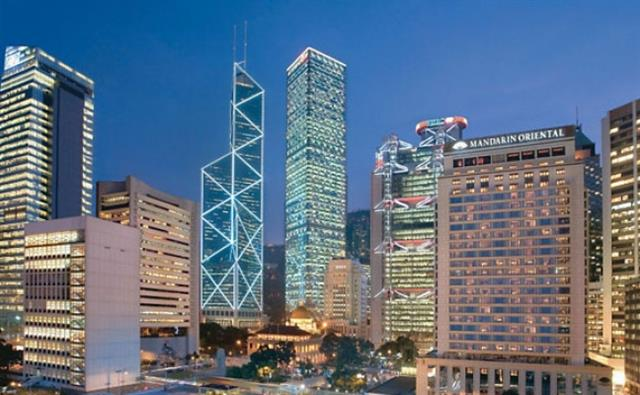 Mandarin Oriental Hong Kong China