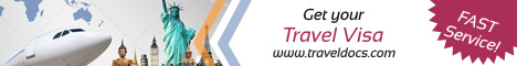 TravelDocs Travel visas and passport services